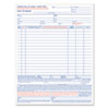 Bill of Lading,16-Line, 8-1/2 x 11, Four-Part Carbonless, 50 Forms