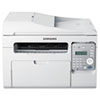 Samsung SCX-3405FW Wireless Multifunction Laser Printer, Copy/Fax/Print/Scan