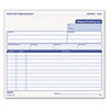 Snap-Off Shipper/Packing List, 8 1/2 x 7, Three-Part Carbonless, 50 Forms