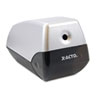 Model 1900 Desktop Electric Pencil Sharpener, Silver/Black