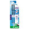 Pilot B2P Recycled Ballpoint Pen, 1.0 mm, Black Ink, 2/Pk