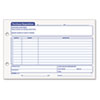 Purchasing Requisition Pad, 5 1/2 x 8 1/2, 100/Pad, 2/Pack