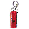Concrete Sprayer, 3.5gal, Open Head, Steel, Red