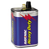 Heavy-Duty Lantern Battery, 6 Volt