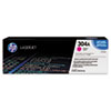 HP 304A, (CC533AG) Magenta Original LaserJet Toner Cartridge for US Government