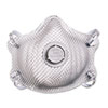 Moldex N99 Premium Particulate Respirator, Half-Face Mask, Medium/Large, 10/Box