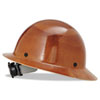 Skullgard Hard Hats with Ratchet Suspension, Stand. Size 6 1/2 - 8, Natural Tan