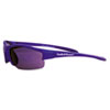 Equalizer Safety Eyewear, Blue Frame, Blue Mirror Lens