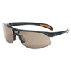 Protege Safety Glasses, Ultra Dura Coat Gray Lens