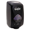 GOJO TFX Foam Soap Dispenser, 1200mL, 6w x 4d x 10 1/2h, Black