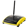 Rubbermaid Commercial Brushless Mechanical Sweeper, 44