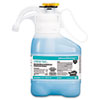 Crew Non-Acid Bowl & Bathroom Disinfectant Cleaner, Floral Scent, 47.3 oz.
