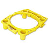 Standard Rim Caddy, 26 1/2 x 32 1/2, Yellow
