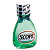 Mouthwash, Mint, 1.5oz Bottle