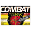 Combat Source Kill Max Roach Killing Gel, 1.058oz Syringe, 12/Carton