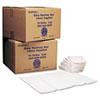 Koala Kare Baby Changing Station Sanitary Bed Liners, White, 500/Carton