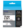 Epson LabelWorks Strong Adhesive LC Tape Cartridge, 1/2