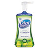 Dial Professional Antimicrobial Foaming Hand Soap, Fresh Pear, 7.5oz Pump Bottle
