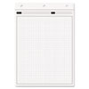Magna Pad Note Pad Refill, Quadrille, 8 1/2 x 12, White, 70 Sheets, 2/Pack