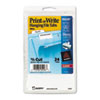 Avery Printable Hanging File Tabs - AVE 05226
