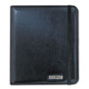 Basic iPad Case, Simulated Leather, 9-1/8 x 1-1/8 x 10-1/2, Black