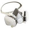 Half Facepiece Disposable Respirator Assembly