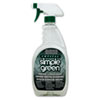 simple green All-Purpose Industrial Cleaner/Degreaser, 24oz Bottle, 12/Carton