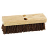 "Deck Brush Head, 10"" Head, Palmyra Bristles"