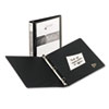 Avery Economy View Binder with Round Rings, 1