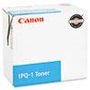 Canon 0398B003AA (IPQ-1) Toner, 16,000 Page-Yield, Cyan