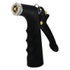Comfort Grip Nozzle, Pistol-Grip, Zinc/Vinyl, Black