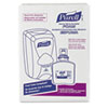 PURELL TFX Touch Free Dispenser Kit, with 1200ml Refill, White