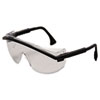 Astrospec 3000 Safety Spectacles, Black Frame