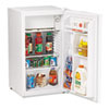 Avanti 3.4 Cu. Ft. Refrigerator with Can Dispenser and Door Bins, White