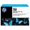 CM996A (HP 761) Ink Cartridge, 400 mL, Dark Gray