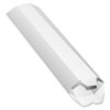 Quality Park Expand-on-Demand Mailing Tube, 24l x 2dia, White