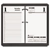 House of Doolittle Economy Daily Desk Calendar Refill, 3-1/2w x 6h, 2013