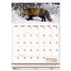 House of Doolittle Wildlife Scenes Monthly Wall Calendar, 12 x 16-1/2, 2013