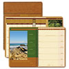 House of Doolittle Landscapes Weekly/Monthly Planner, 8-1/2 x 11, Brown, 2014