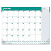House of Doolittle Express Track Monthly Desk Pad Calendar, 22 x 17, 2013-2014