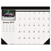 House of Doolittle Classic Cars Photographic Monthly Desk Pad Calendar, 22 x 17, 2013