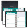 House of Doolittle Express Track Weekly/Monthly Appointment Book, 5 x 8, Black, 2013-2014