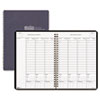 House of Doolittle Weekly Planner w/Expense Log, 8-1/2 x 11, Blue, 2014