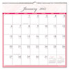 Breast Cancer Awareness Monthly Wall Calendar, 12 x 12, 2013