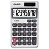 Casio SL-300SV Handheld Calculator, 8-Digit LCD