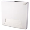 Bagcraft Papercon Grease-Resistant Paper Wrap/Liner, 15 x 16, White, 1000/Box, 3 Boxes/Carton