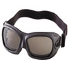 JACKSON SAFETY V80 WildCat Safety Goggles, Black Frame, Smoke Lens