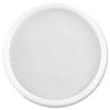 Dart Plastic Lids, Fits 24-32oz Cups, Translucent, 500/Carton