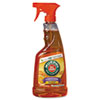 Oil Soap Multi-Use Wood Cleaner, Orange Scent, Liquid, 22oz Trigger Spray Bottle