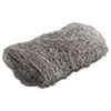 GMT Industrial-Quality Steel Wool Hand Pad, #4 Extra Coarse, 16/Pack, 192/Carton